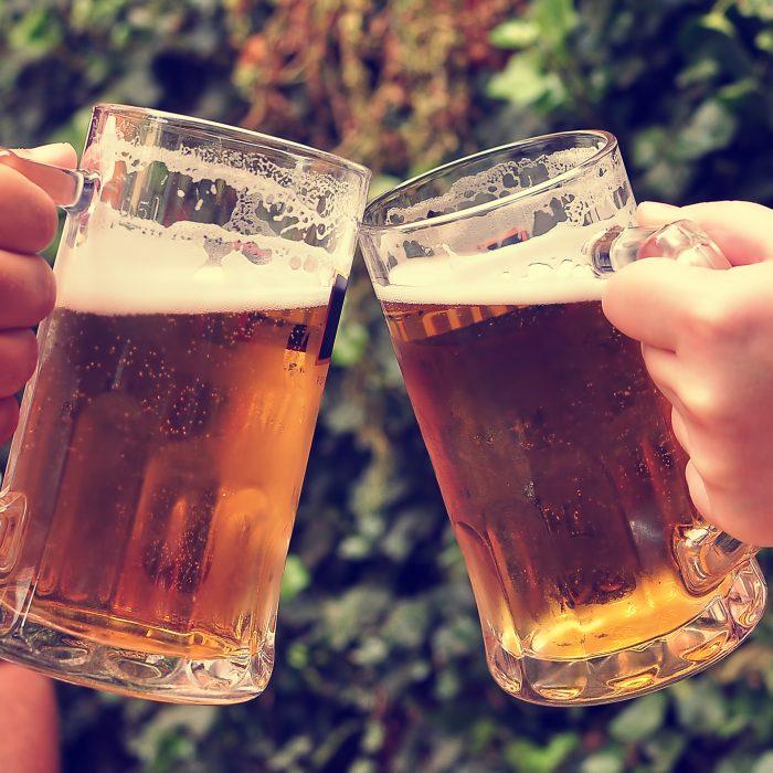 La cerveza como economía federal