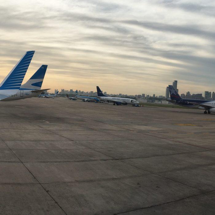 Creció 16% la cantidad de pasajeros en el mercado aerocomercial
