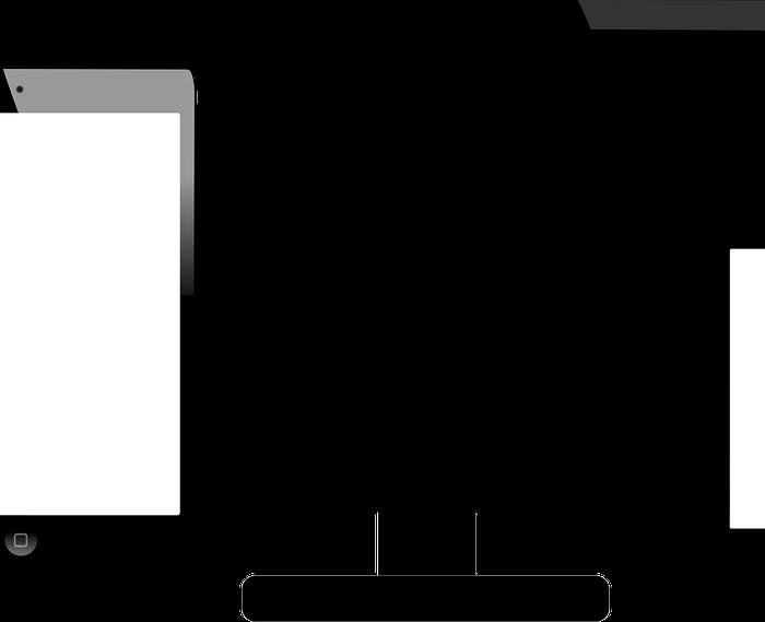 """Desarrollan """"nanohilos"""" para pantallas transparentes"""