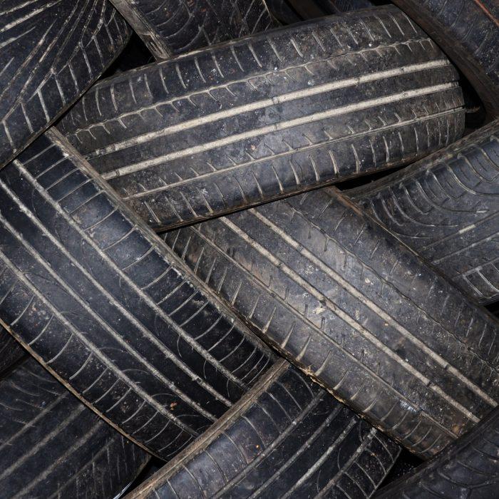 ¿Qué hacer con los neumáticos en desuso?
