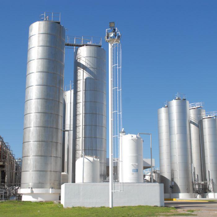 Inversión millonaria para aumentar el procesamiento de leche