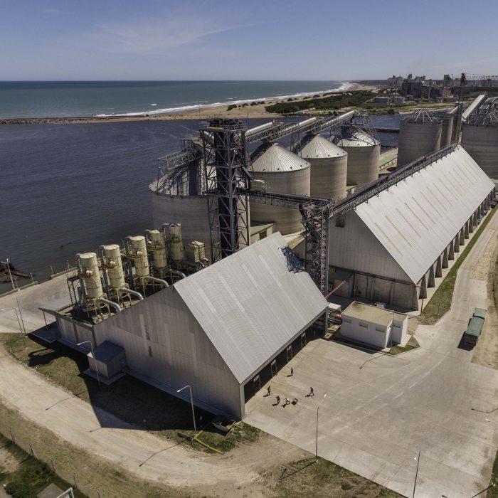 Inversión de 80 millones de pesos en el puerto de Quequén