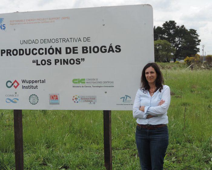 Energía en base a desechos agropecuarios
