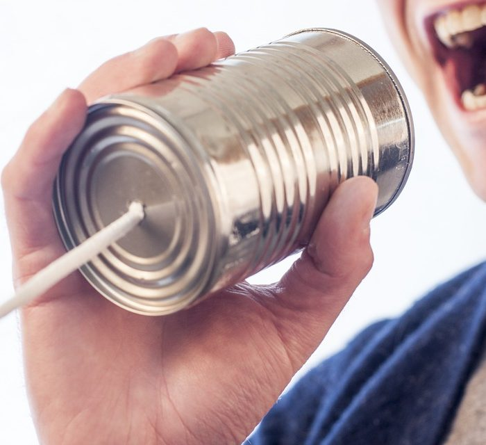 Audios en manos libres por WhatsApp