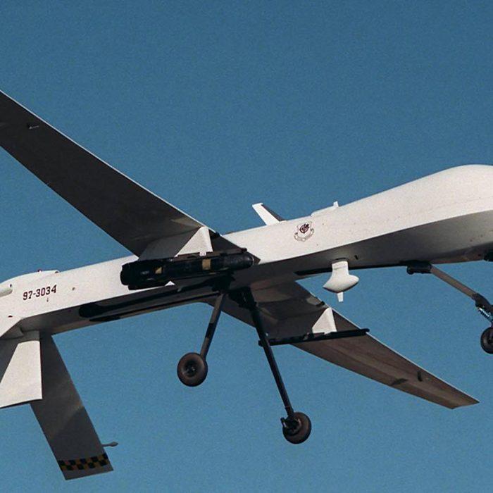 Un dron cerca de igualar a piloto humano