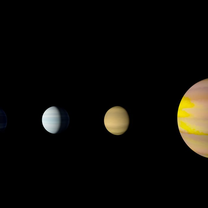 La NASA anunció el descubrimiento de un octavo planeta