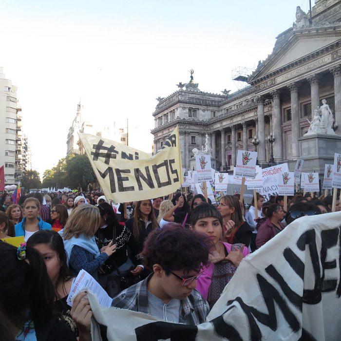 52% de los asesinatos a mujeres en la ciudad de Buenos Aires fueron femicidios