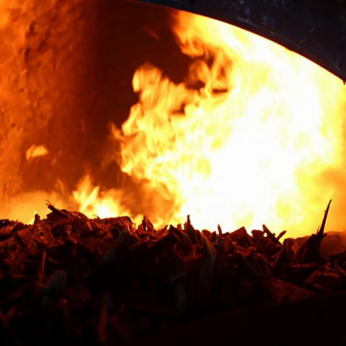 Promueven la exportación de yerba mate a partir de un proceso de secado más limpio