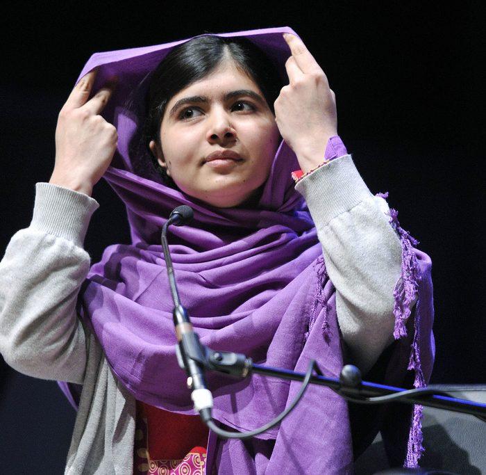 Apple se asoció a la fundación que dirige la Premio Nobel de la Paz Malala Yousafzai