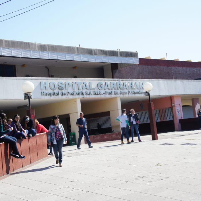 El Garrahan inauguró el Centro de Vacunación público más grande de Argentina