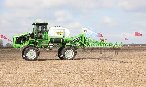 Record de venta de maquinaria agrícola en 2017