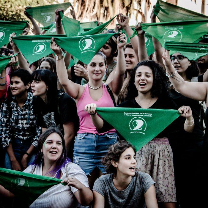 Unas 4.783 mujeres fueron acompañadas en 2017 por activistas para realizarse un aborto seguro