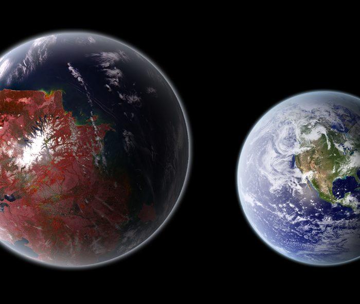 La NASA lanzó un sitio exploratorio en 360 grados para recorrer los exoplanetas