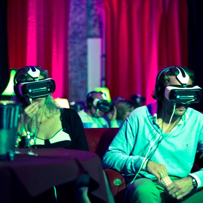 Por primera vez en Japón tres cortometrajes en realidad virtual