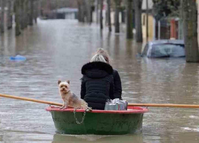 Inundaciones: un novedoso enfoque para evaluar la percepción social del riesgo