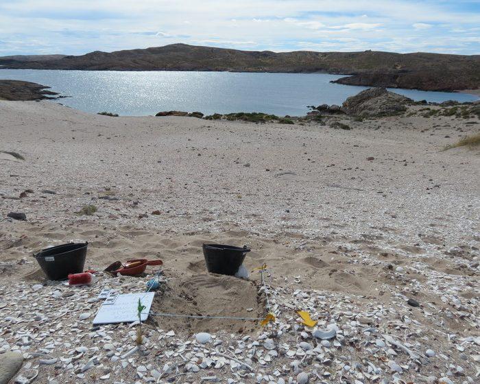 Tras los rastros de los cazadores recolectores que habitaron zonas desconocidas de la Patagonia