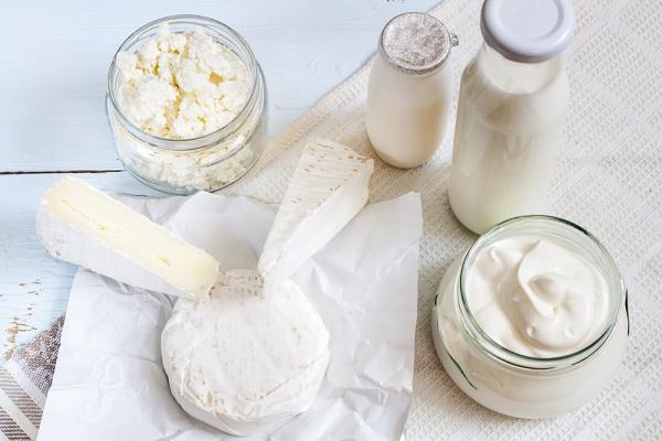 Investigadores aseguran que el yogur y el queso mejoran la salud