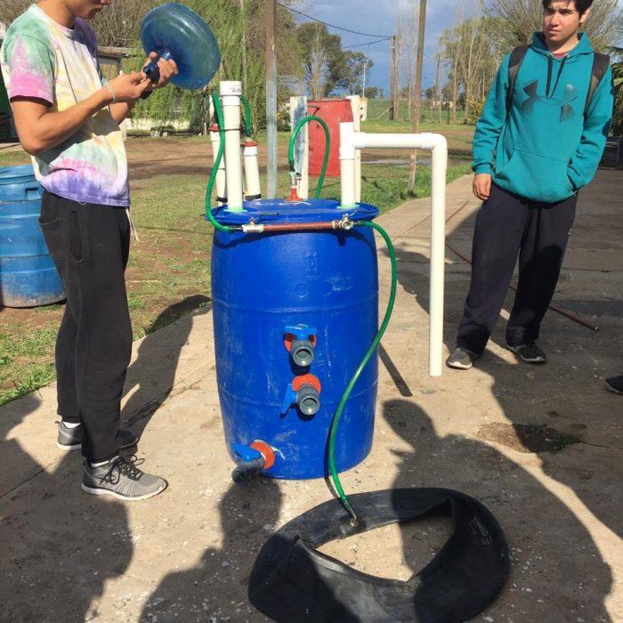 Avanza la construcción de biodigestores en regiones que acumulan el mayor potencial productivo de biogás bonaerense