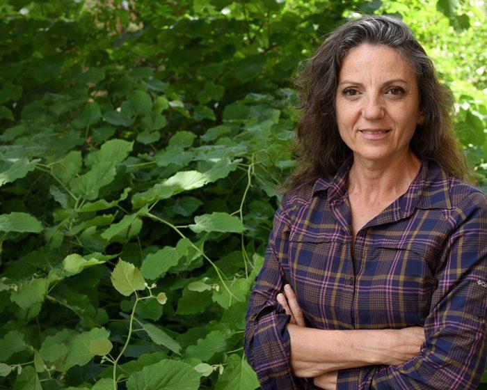 Sandra Díaz, una referencia a nivel mundial