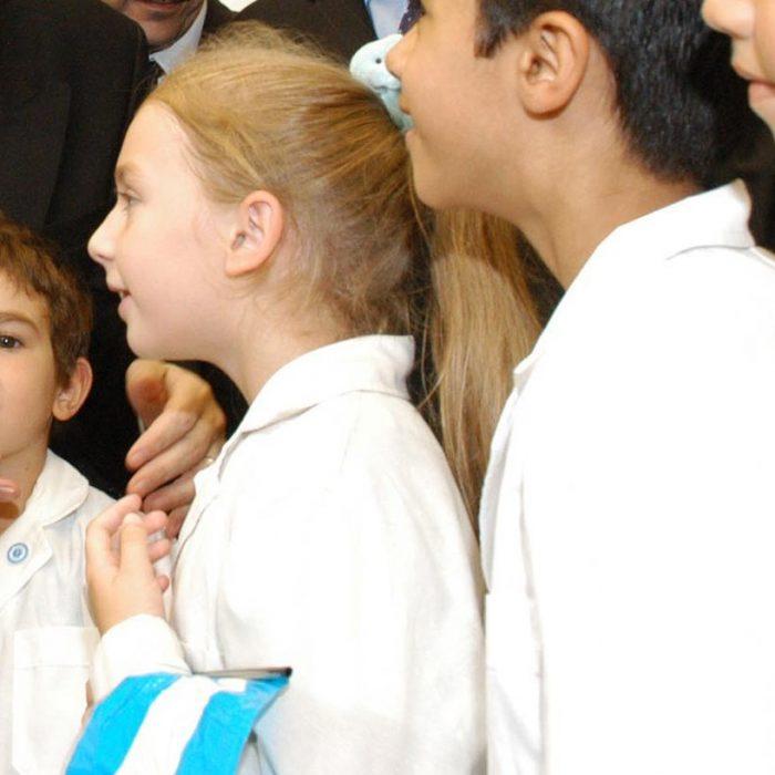 Detectar problemas auditivos a tiempo evita  problemas que puedan afectar el correcto desarrollo escolar
