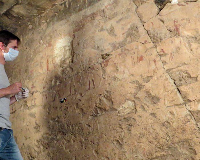 De Catamarca a Egipto: convocan a un arqueólogo del CONICET para analizar una tumba de la Antigua Tebas