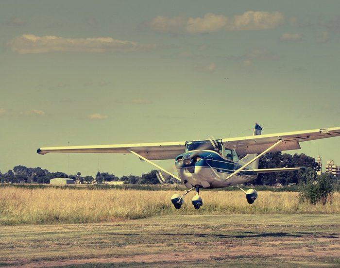 El avión como herramienta agrícola