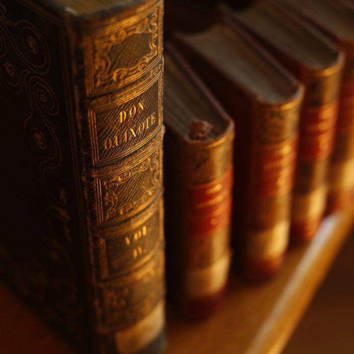 Colección Cervantina de la Biblioteca Pública de la Universidad Nacional de La Plata en el acervo documental del Programa Memorias del Mundo de la UNESCO