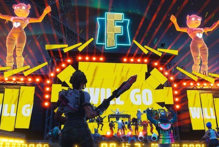 El futuro del gaming: un concierto en Fortnite con 10 millones de asistentes