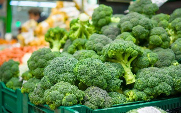 Brócolis recargados