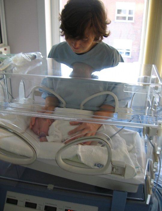 Argentina: nacen 20 bebés prematuros de alto riego por día, con menos de 1.500 gramos