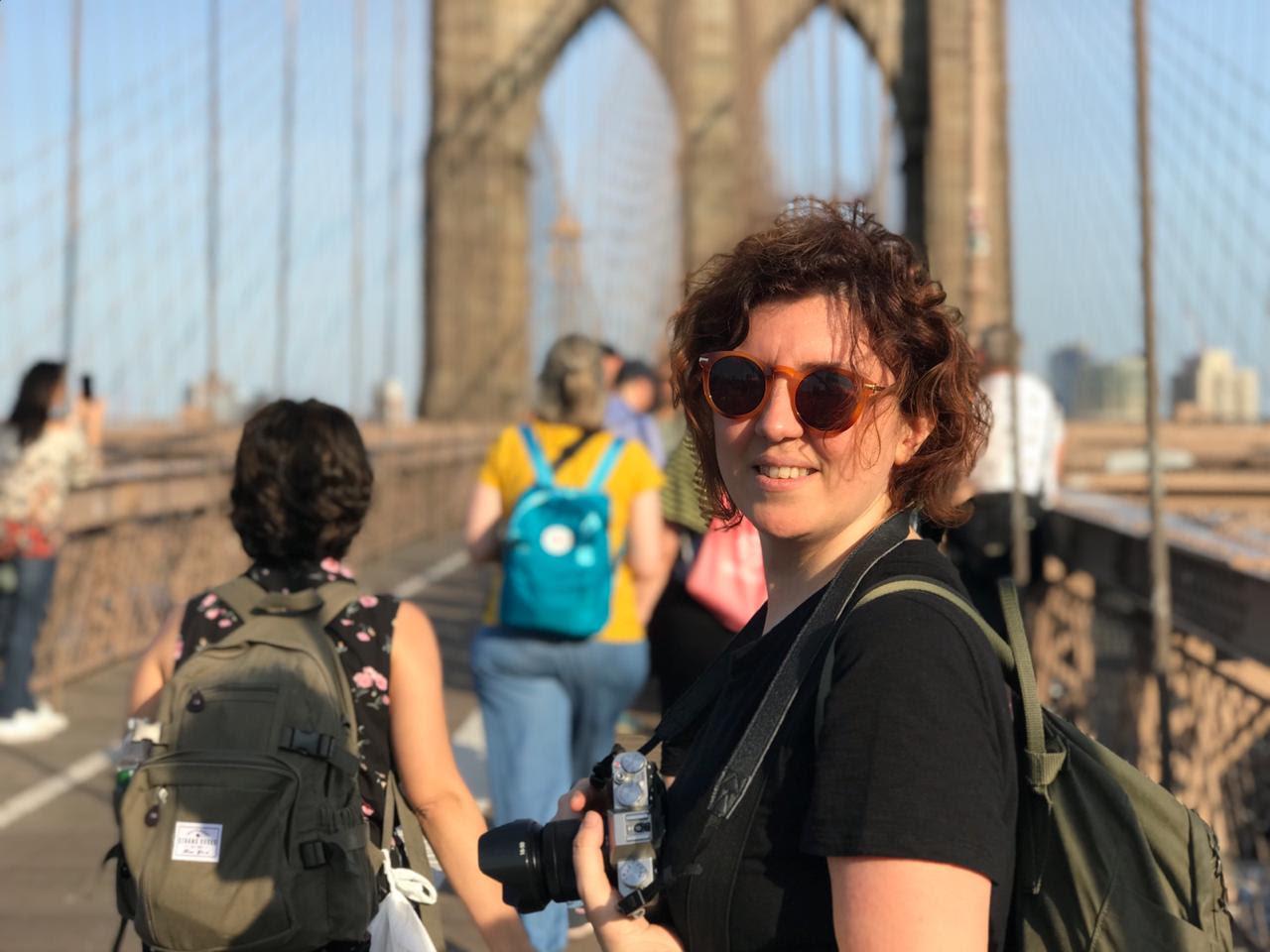 Daniela Mandriotti, Sobreviviente de leucemia mieloide aguda