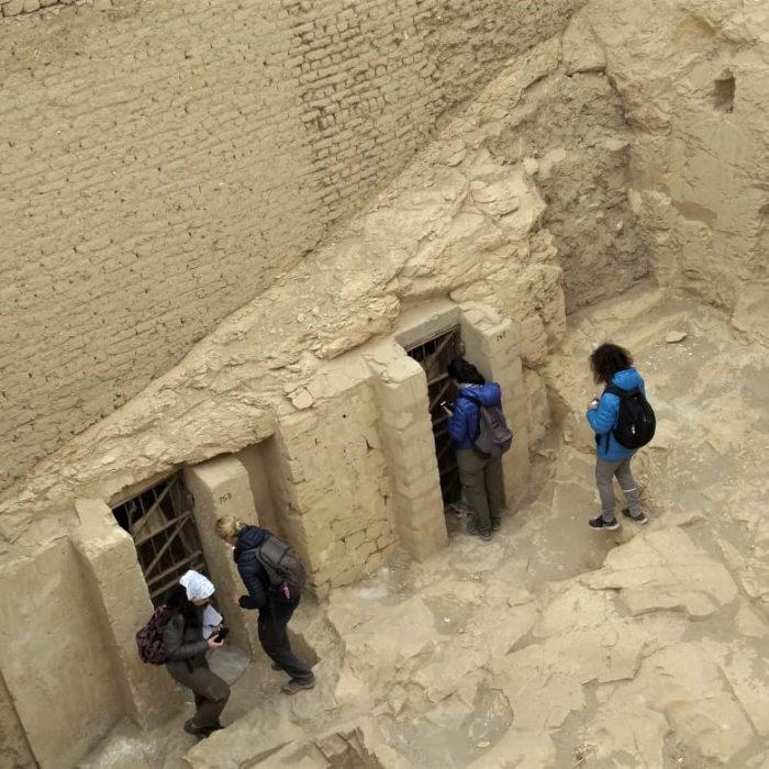 Investigadores argentinos exploraran una tumba egipcia desconocida