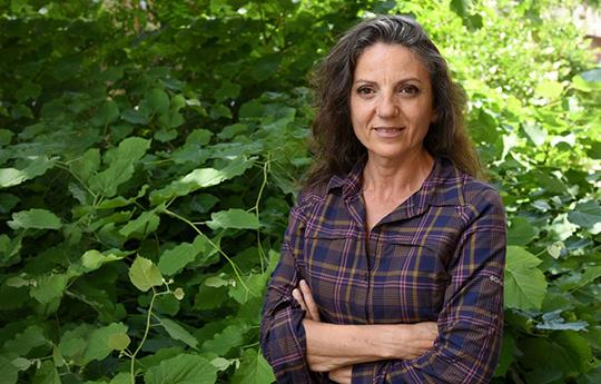 """Sandra Díaz: """"Es falsa la dicotomía bienestar humano- trama de la vida"""""""