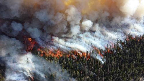 Recomendaciones para quienes queden expuestos al humo de los incendios forestales