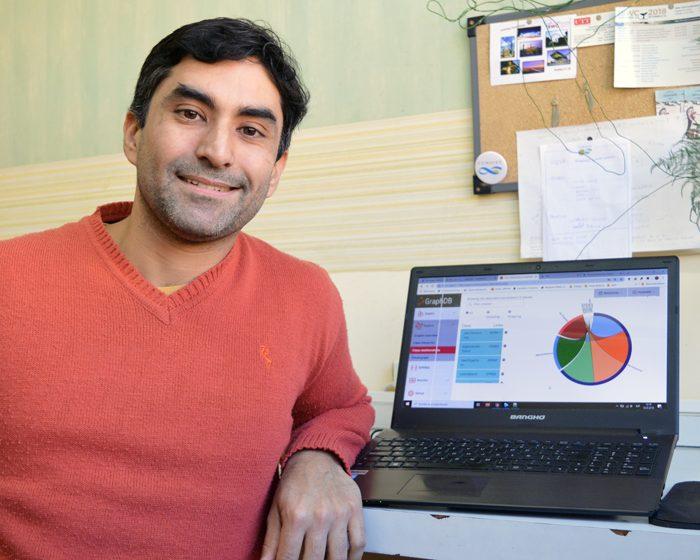 Becario del CONICET premiado por innovación informática aplicada al estudio de la biodiversidad