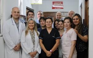 Primera extracción renal por vía transvaginal en el Hospital San Martín de La Plata