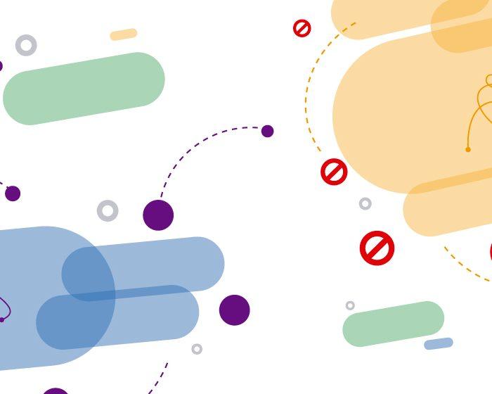 Las bacterias se reservan el derecho de admisión y permanencia