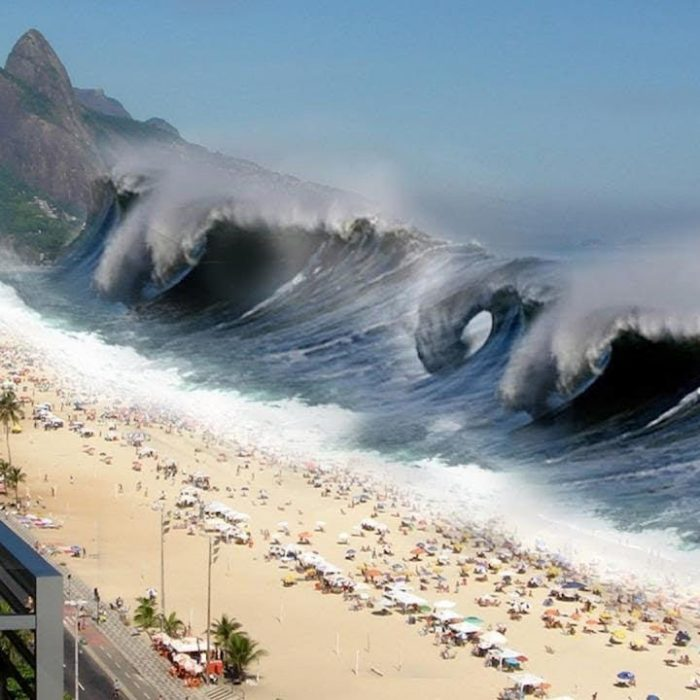 Riesgo de tsunamis cada vez más devastadores, advierten desde la ONU