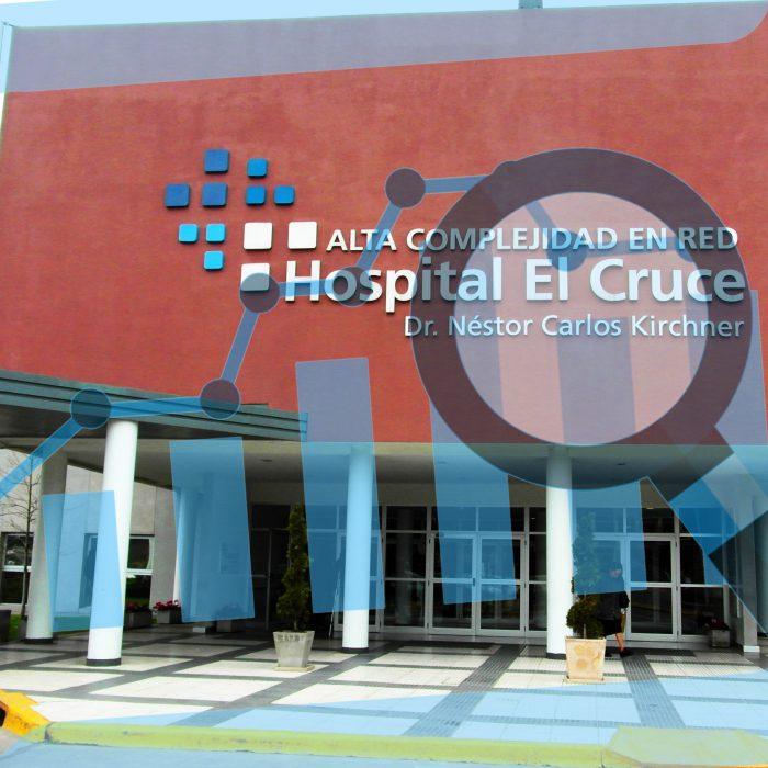 El hospital El Cruce, tercero en el país en un ranking de instituciones sanitarias