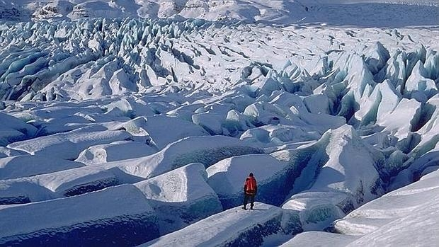 Advierten que algunos glaciares en Europa podrían perder hasta un 80% de masa
