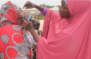 El número de casos de cólera disminuye en todo el mundo