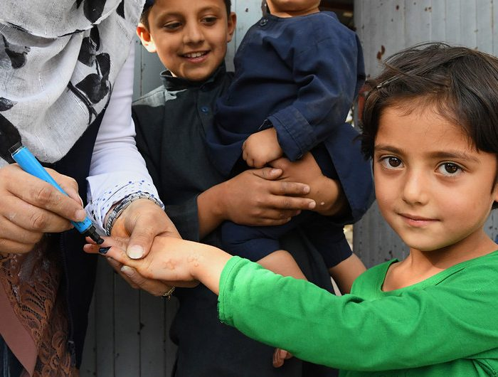 La propagación de la polio, de nuevo una emergencia de salud internacional