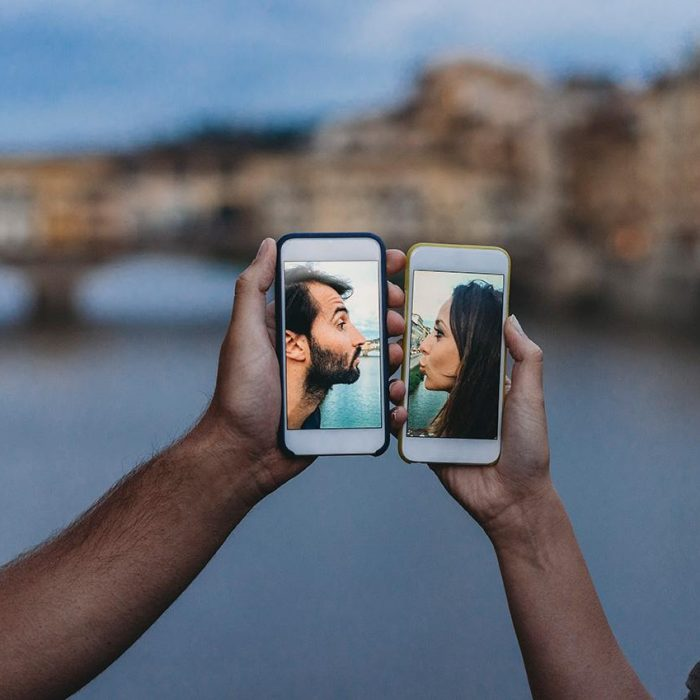 El 60% de las parejas comienza online