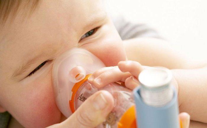 ¿Cómo saber si un niño tiene bronquiolitis?
