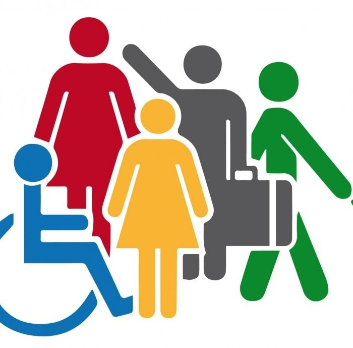 Eliminan el turno electrónico para tramitar el Símbolo Internacional de Acceso para discapacitados