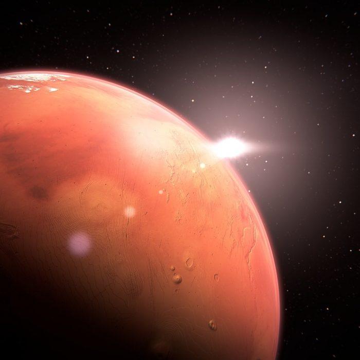 """La sonda InSight reveló que Marte tiene terremotos y un """"denso campo magnético"""""""