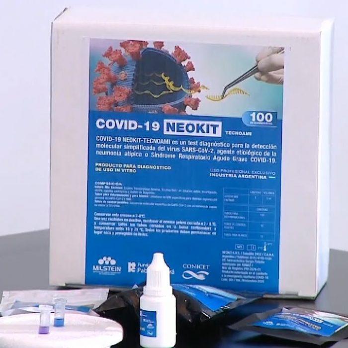 ¿Cómo funciona el NEOKIT-COVID-19 desarrollado por científicos argentinos?