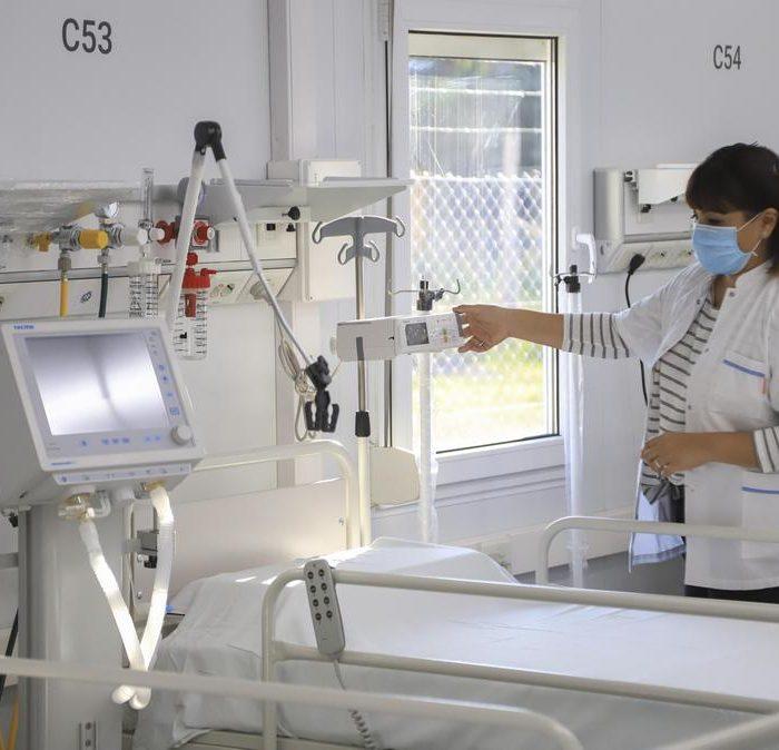La UBA creó un dispositivo para que dos pacientes puedan usar un sólo respirador al mismo tiempo