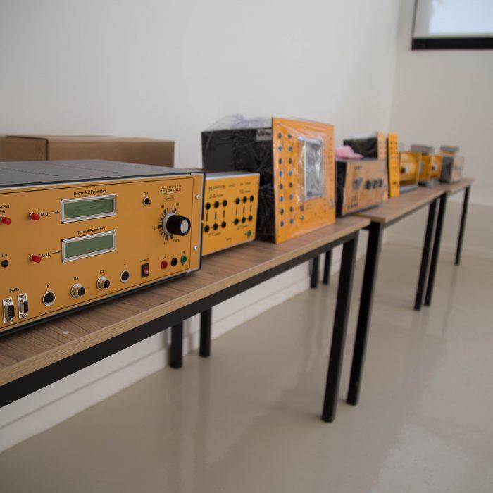 Universidad nacional incorpora equipamiento para su laboratorio de Energía Eléctrica