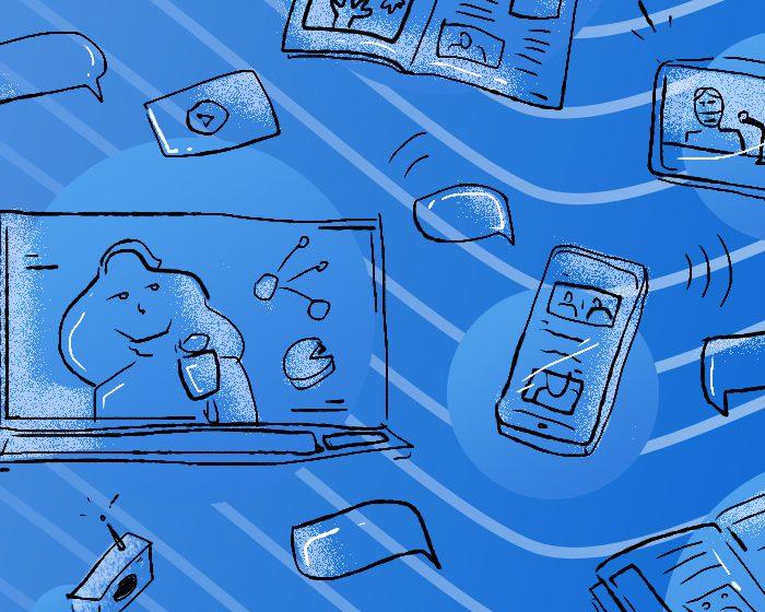 Cuarentena: las personas no confían en las coberturas mediáticas y leen más de dos medios para informarse